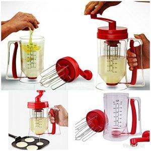Апарат / блендер за палачинки (десерт за 5 мин.)