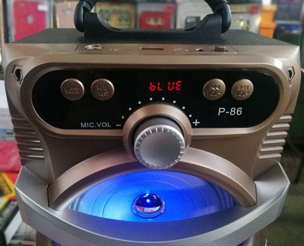 Караоке Bluetooth звучник со микрофон