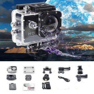 Водоотпорна Full HD камера