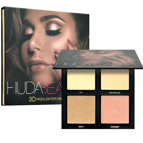HUDA BEAUTY highlighter