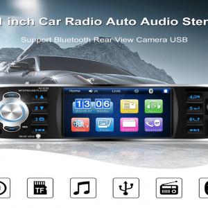 Radio / MP5 плеер со Bluetooth и дисплеј за автомобил