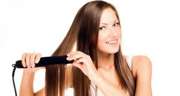 Ќерамичка пегла за коса