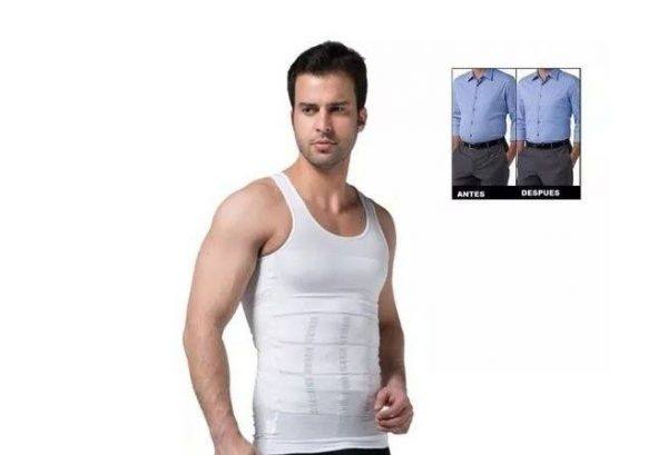 Slim 'N Lift - Супер фит маица за мажи