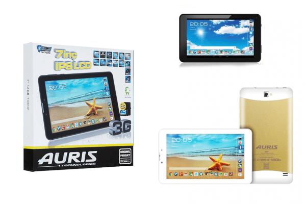 Таблет Auris 3G - слот за сим картичка